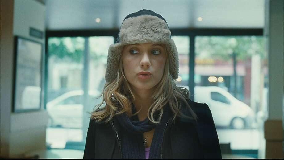 "Melanie Laurent in ""Th eDay I Saw Your Heart."" Photo: Jewish Film Festival"