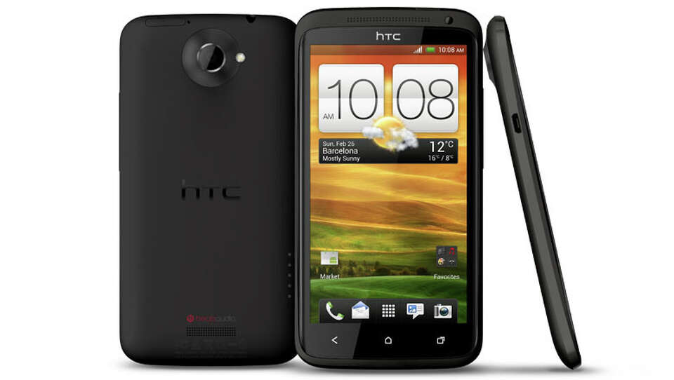 HTC One X smartphone for AT&T