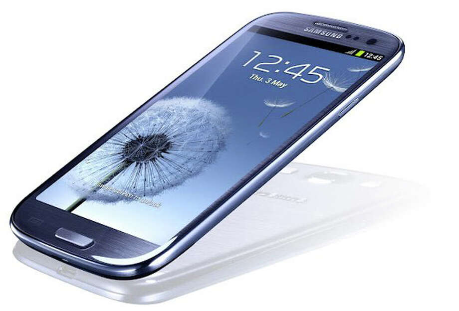 AT&T's version of the Samsung Galaxy S III smartphone Photo: Samsung / (c) Samsung