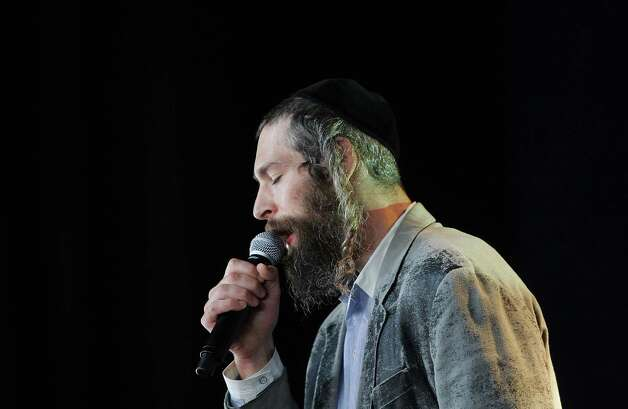 Reggae singer Matisyahu is set to perform at Alive@Five in Stamford on Thursday, July 12. Photo: Getty Images / 2010 Mark Metcalfe