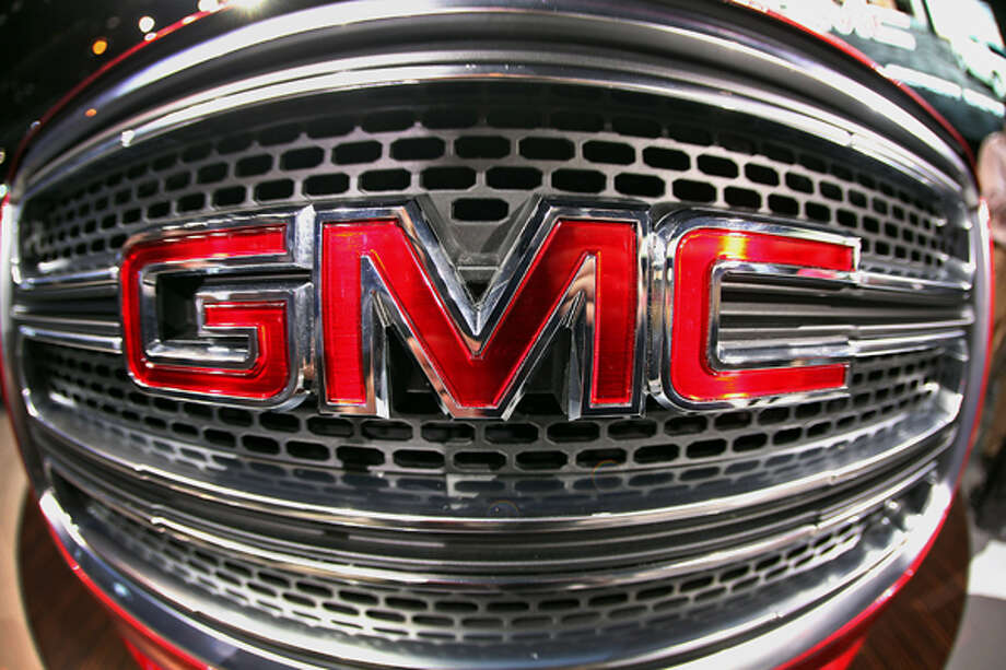 6. GMC trucks -- 40 theft reports Photo: .