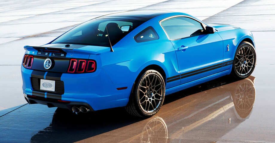 10. Ford cars -- 17 theft reports Photo: .