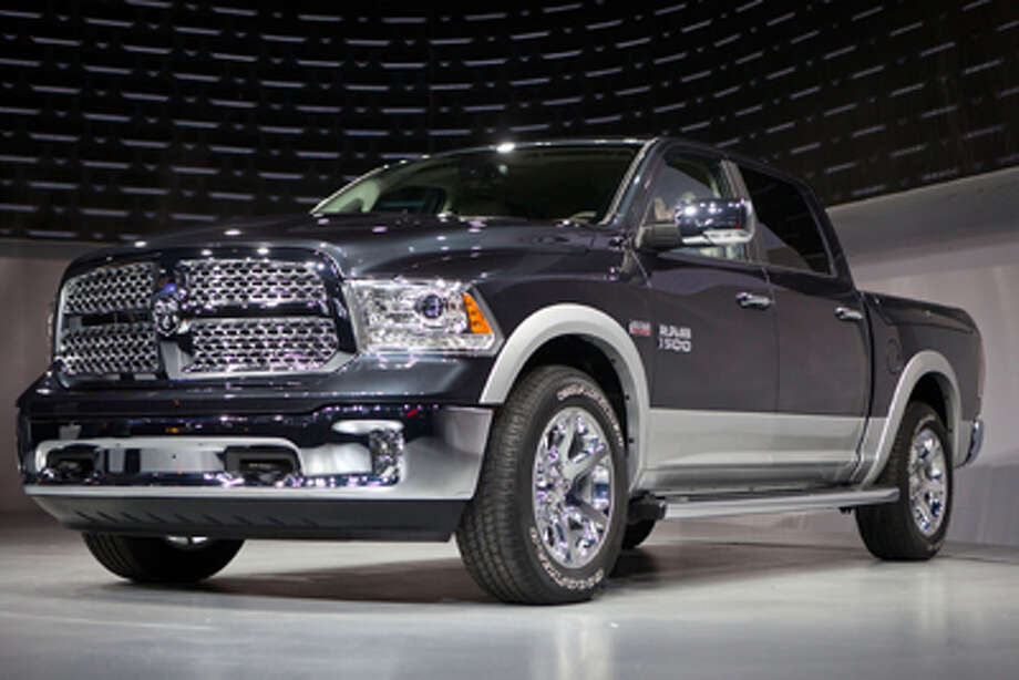4. Dodge trucks -- 86 theft reports Photo: .