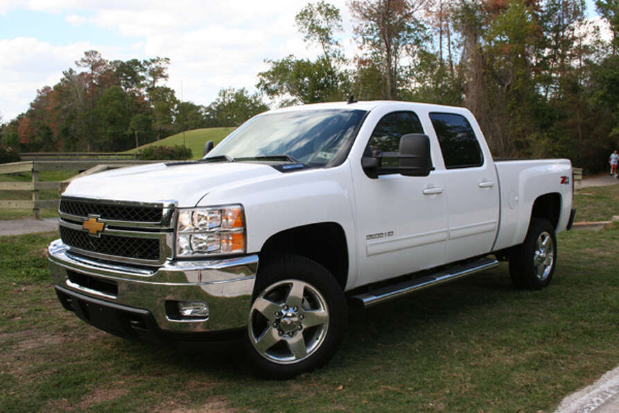 2. Chevrolet trucks -- 155 theft reports