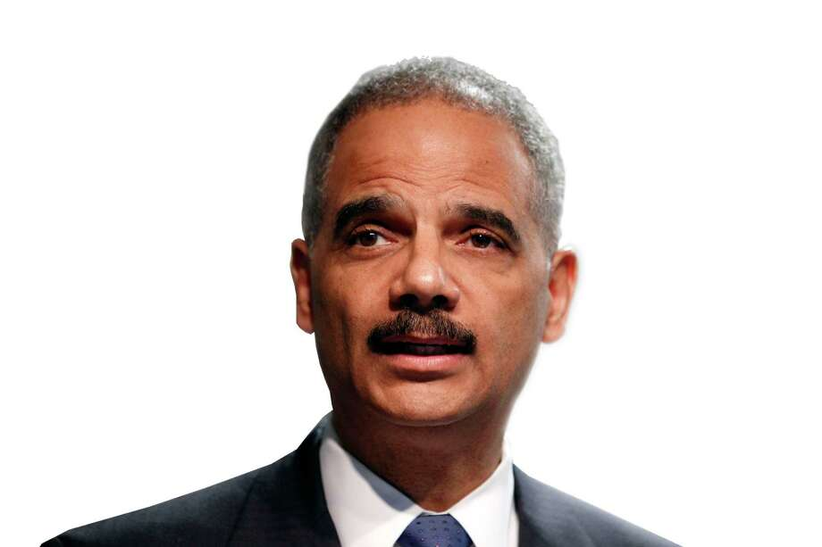 A letter writer says Attorney General Eric Holder has yet to own up to his actions and provide answers regarding Operation Fast and Furious. Photo: Bill Haber, Associated Press / FR170136 AP
