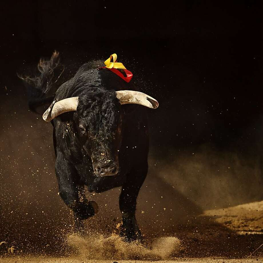 "The legislature expressed its ""high regard"" for Hector ""El Pipo"" Barragan of El Paso, citing his ""interesting and adventurous life"" as a bullfighter and hairstylist. Photo: Daniel Ochoa De Olza, Associated Press"