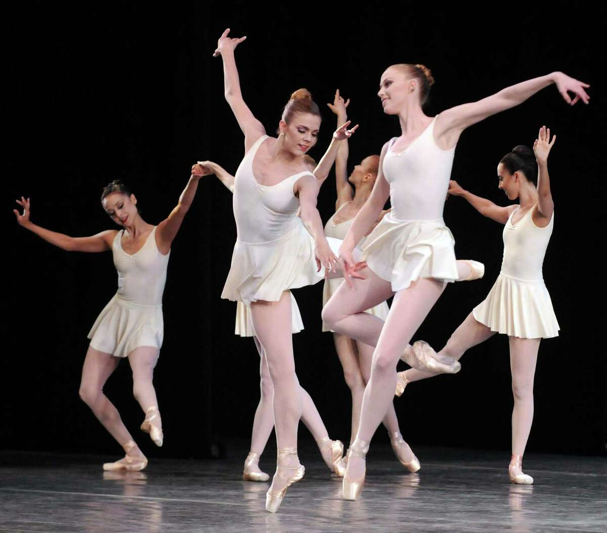 The New York City Ballet kicks off it's 47th SPAC Season in Saratoga Springs N.Y. Tuesday July 10, 2012. (Michael P. Farrell/Times Union)