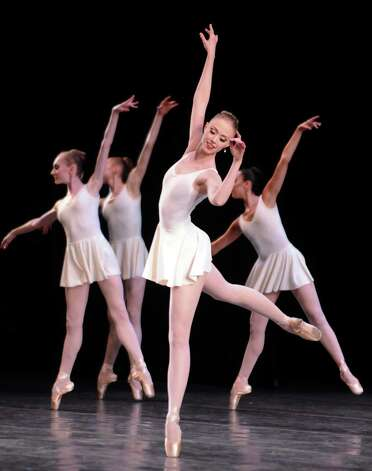 The New York City Ballet kicks off it's 47th SPAC Season in Saratoga Springs N.Y. Tuesday July 10, 2012. (Michael P. Farrell/Times Union) Photo: Michael P. Farrell