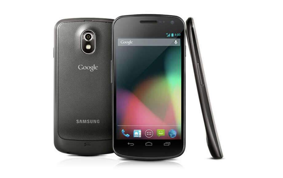 Samsung Galaxy Nexus is Google's current flagship Android phone Photo: Samsung / (c) Google