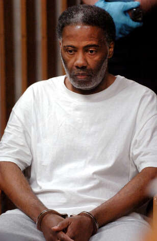 Pernell McBride during his arraignment on charges of murder at Norwalk Superior Court in Norwalk, Conn. on Tuesday July 10, 2012. McBride was held on a one million dollar bond. Photo: Contributed Photo, Pool/The Hour/Erik Trautmann / Connecticut Post Contributed