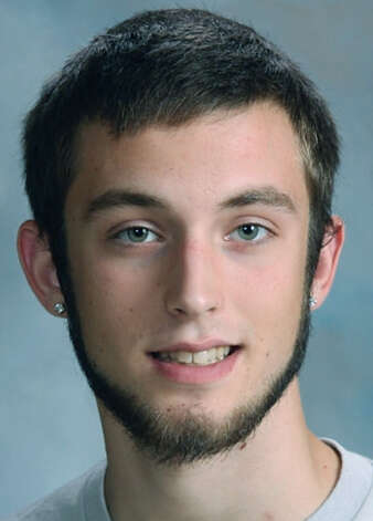 Hunter Gillotti, a Warren resident and 2012 graduate of Wamogo Regional High School, June 2012  Courtesy of Wamogo Regional High School Photo: Contributed Photo