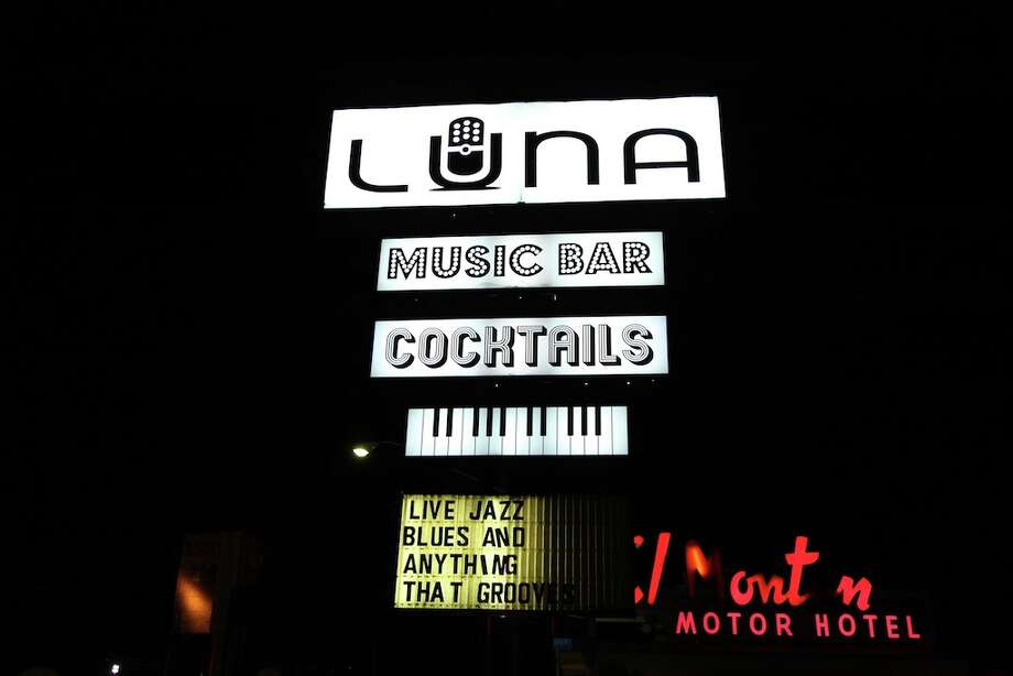 Luna, 6740 San Pedro Ave.: With its old-school night club vibe and bookings that include funk, soul, Afro-beat, swing and more, Luna has a touch of elegance without pretense. Photo: XELINA FLORES-CHASNOFF
