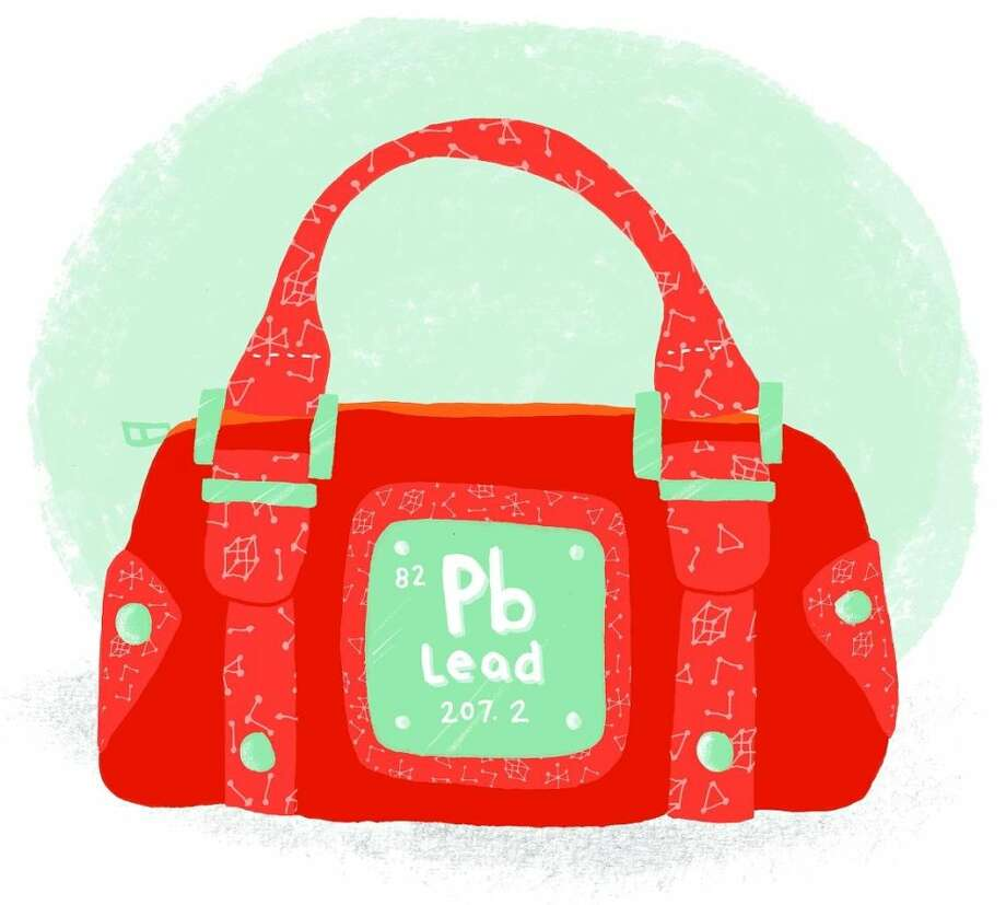 Lead Found In Many Purses Bags And Wallets