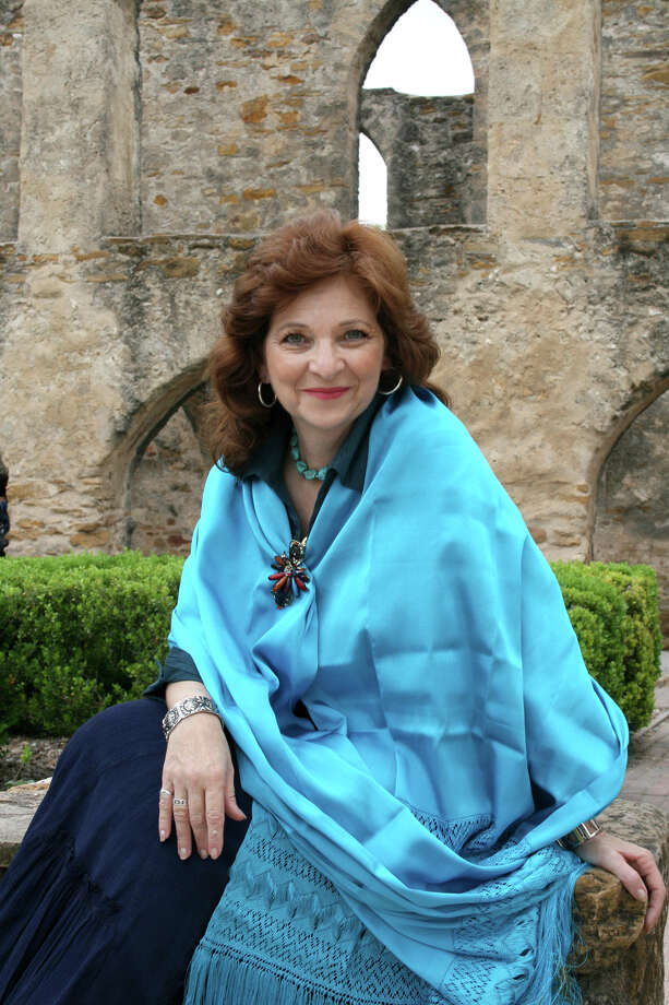 Local poet and educator Carmen Tafolla was named San Antonio's first poet laureate by the mayor. Photo: Unknown, Courtesy Photo