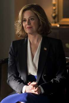 "Best performance by an actress in a mini-series or a motion picture made for television:Sigourney Weaver, ""Political Animals"" Photo: David Giesbrecht / 2012 NBCUniversal, Inc."