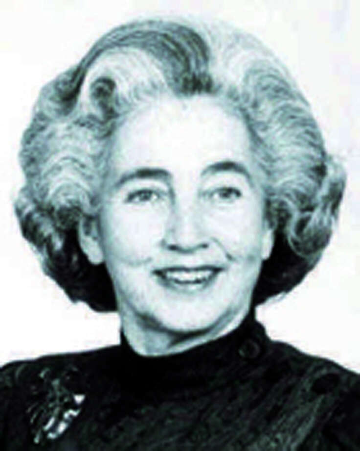 Margaret Whisenant Saunders Block helped found San Antonio's Southwest School of Art. Photo: Courtesy Photo