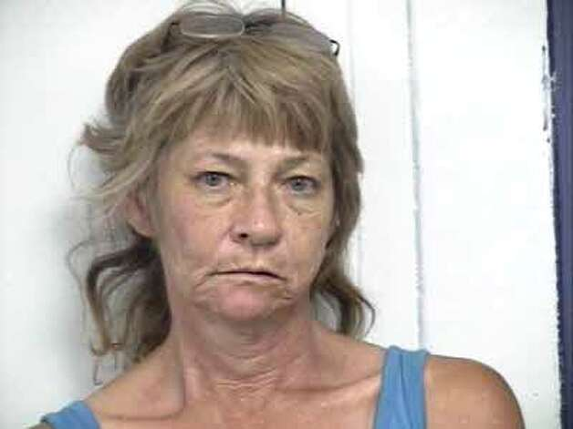 Hardin County's Most Wanted, July 11, 2012: Donna Gore Bell, 51 years of age, W/F, Last Known Address: PO Box 34, Spurger, Texas, Wanted for Manufacture/Delivery of Controlled Substance - Revocation of Probation Photo: Hardin County Sheriff's Office, HCN_Wanted062912