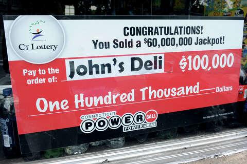 2 Powerball winners hail same Conn  town - NewsTimes
