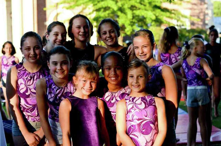 Were you Seen at American Girl Night at the New York City Ballet's performance at SPAC on Wednesday, July 11, 2012? Photo: Diana Backer