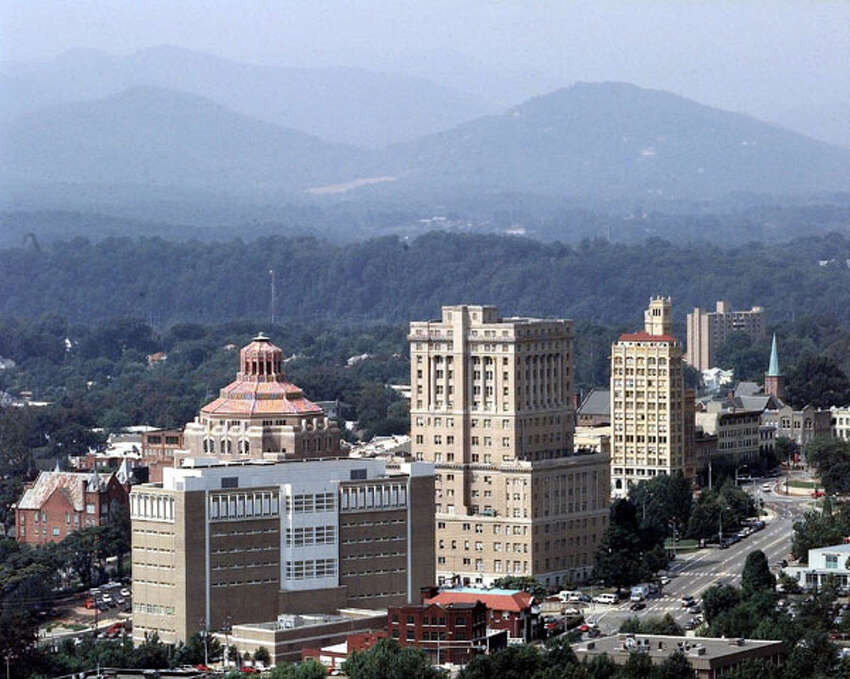 San Antonio pre-tax household income: $50,000 Asheville, N.C. comparable income: $56,144 COL difference: 12 percent higher in Asheville
