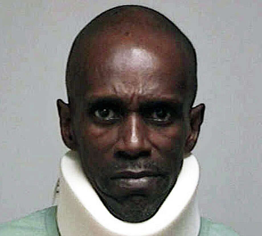 Christopher Bond, 51, of Bridgeport, was charged in connection with an attempted burglary and police pursuit following his release from the hospital. Photo: Contributed Photo / Fairfield Citizen