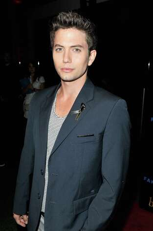 "And here's Rathbone at the ""The Twilight Saga: Breaking Dawn Part 2"" event at Comic-Con.  (Getty Images) Photo: Jerod Harris, Getty Images / 2012 Getty Images"