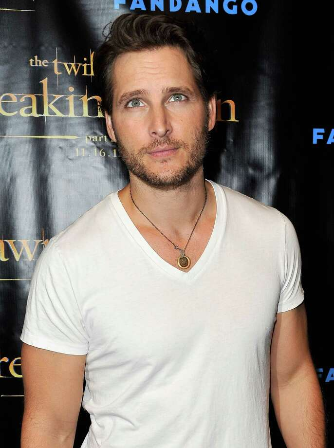 "Here, Facinelli attends ""The Twilight Saga: Breaking Dawn Part 2"" event at Comic-Con in 2012.  (Getty Images) Photo: Jerod Harris, Getty Images / 2012 Getty Images"