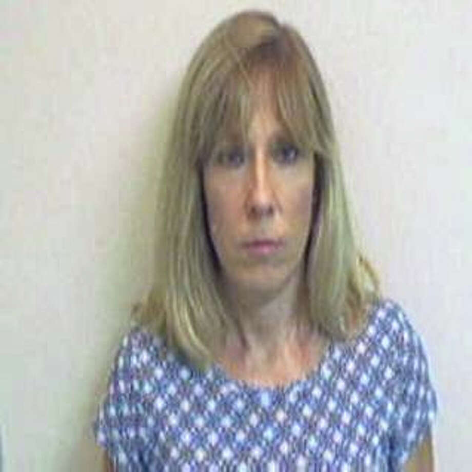 Jean Marie Pulaski, 48, a teacher at the Trumbull Early Childhood Education Center was arrested Wednesday after allegations that she abused a 3-year-old girl in her classroom. She was charged with second-degree breach of peace and released after posting $10,000 bond pending arraignment in Superior Court on July 20. Photo: File Photo / Connecticut Post File Photo