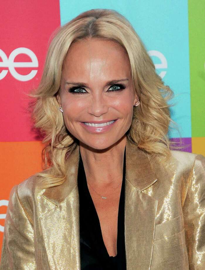 "FILE - In this Aug. 15, 2011 file photo, actress and singer Kristin Chenoweth poses before the ""Glee Sing-A-Long"" event at Santa Monica High School in Santa Monica, Calif. Actress Kristin Chenoweth has been taken to the hospital after suffering an injury on the set of the CBS drama ""The Good Wife"", Wednesday, July 11, 2012. (AP Photo/Chris Pizzello, file) Photo: Chris Pizzello"