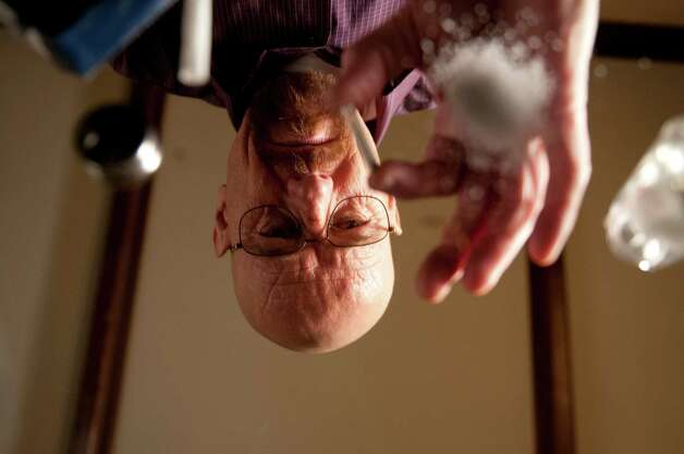 "Bryan Cranston gets darker and scarier with each season of ""Breaking Bad."" Photo: Ursula Coyote, AMC"