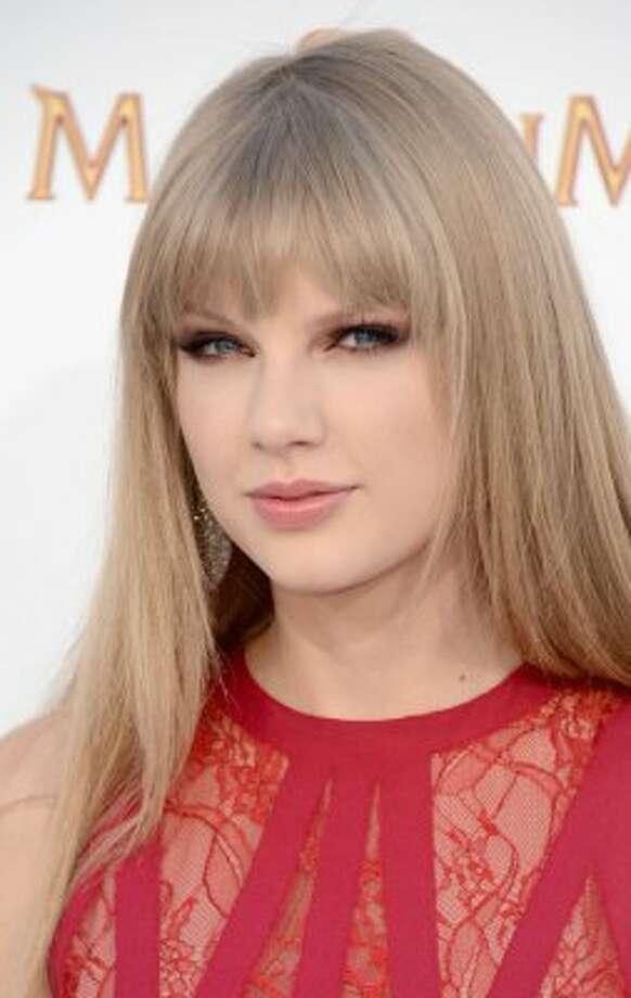 1. Taylor Swift, 22, $57 million. (Frazer Harrison / 2012 Getty Images)
