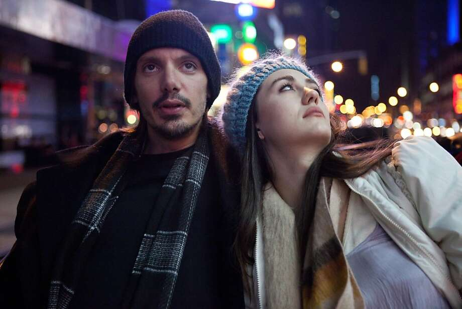 Lukas Haas and Madeline Zima in Adam Sherman's CRAZY EYES Photo: Strand Releasing