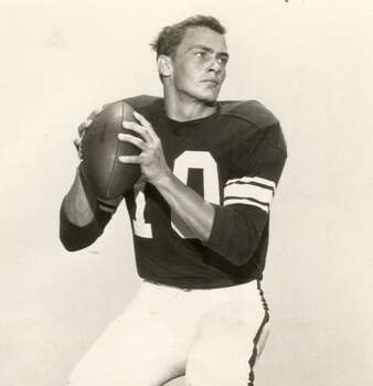 A&M quarterback Edd Hargett from the late 1960s.