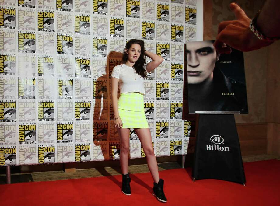 "Kristen Stewart will star in the ""The Twilight Saga: Breaking Dawn - Part 2."" Photo: Matt Sayles, Associated Press / 2012 Invision"