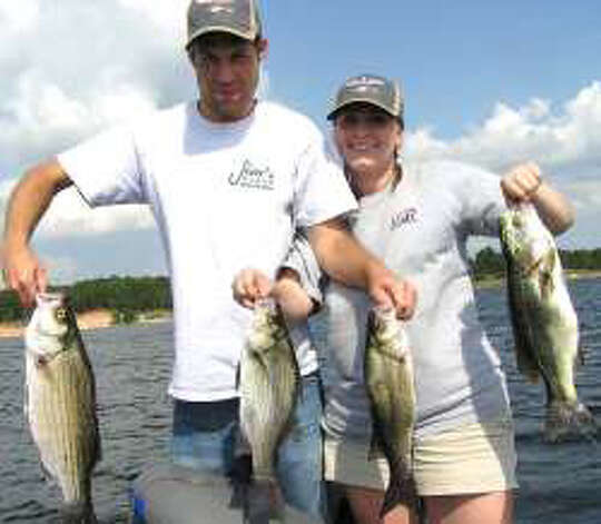 Toledo bend fishing report for july 6 beaumont enterprise for Toledo bend fishing