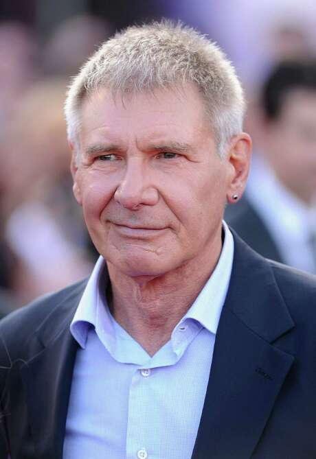 LONDON, ENGLAND - AUGUST 11:  Actor Harrison Ford attends the 'Cowboys and Aliens' UK film premiere at  the 02 Arena on August 11, 2011 in London, England.  (Photo by Ian Gavan/Getty Images) Photo: Ian Gavan / 2011 Getty Images