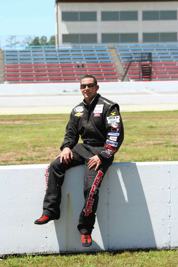 Brandon Kelley Houston-area race driver  Courtesy photo