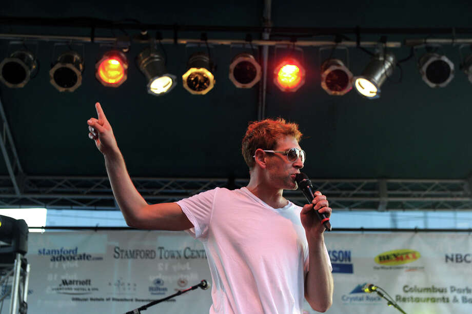 Matisyahu headlines Alive @ Five at Columbus Park in Stamford, Conn., July 12, 2012. Photo: Keelin Daly / Stamford Advocate
