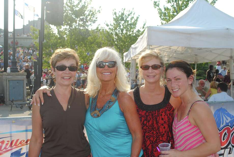 Were you Seen at the Bacon Brothers concert in Albany on Thursday, July 12th, 2012? Photo: Tim Eason