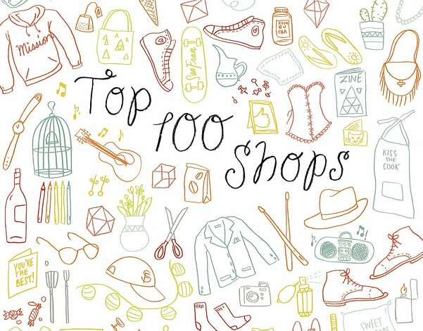 See the category links on the article page for a complete look at SFiS' Top 100 Shops. Photo: Shannon May, The Chronicle