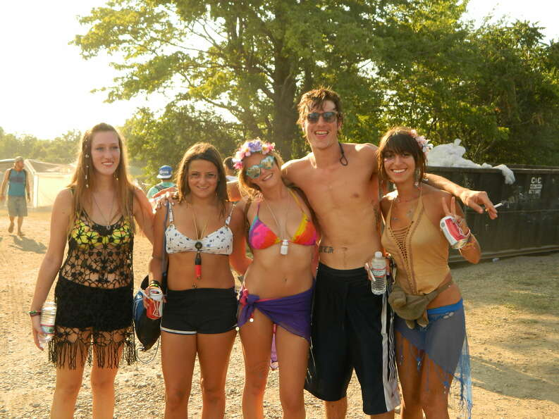 Were you Seen at Camp Bisco 11 on Thursday, July 12, 2012?