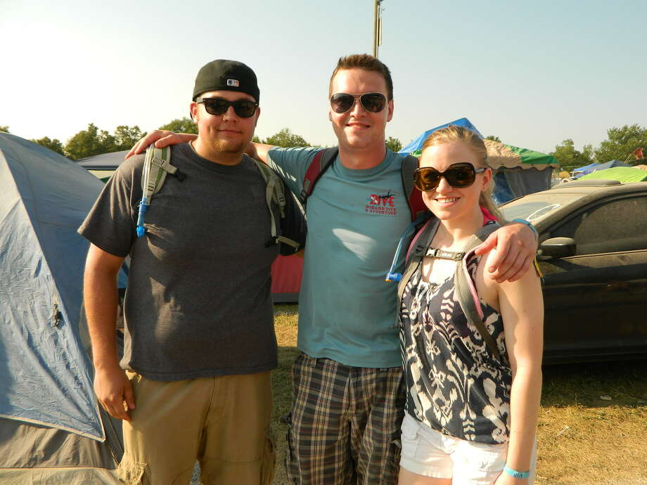 Were you Seen at Camp Bisco 11 on Thursday, July 12, 2012? Photo: Matthew Hamilton