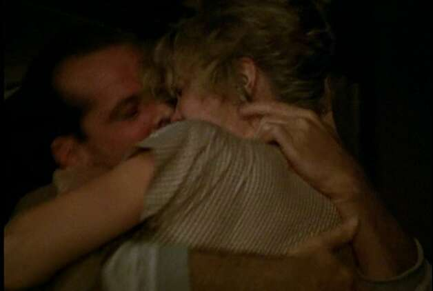 Jack Nicholson and Jessica Lange in THE POSTMAN ALWAYS RINGS TWICE. (HO / REUTERS)