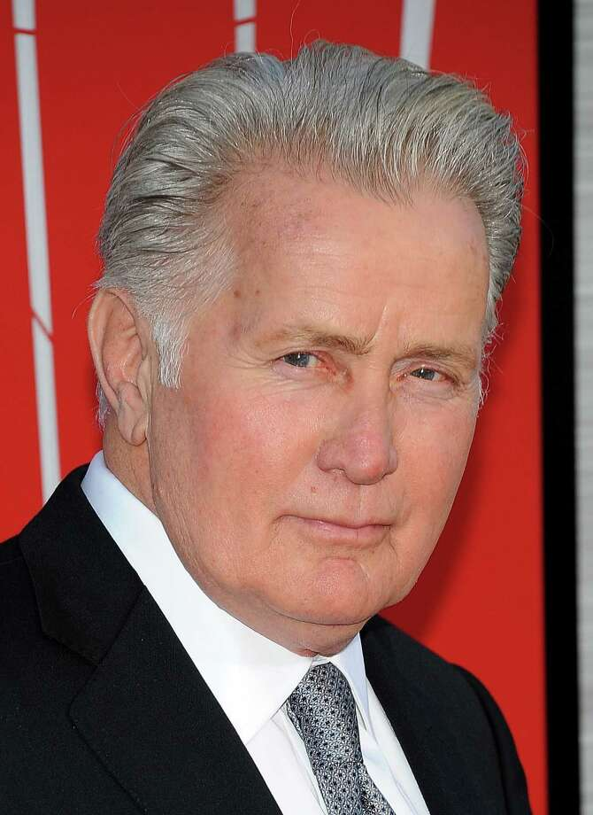 Martin Sheen:This TV president backs the current occupant of the West Wing. (VALERIE MACON/AFP/GettyImages) Photo: AFP, AFP/Getty Images / 2012 AFP