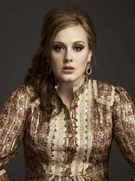 Favorite Female Artist: Adele