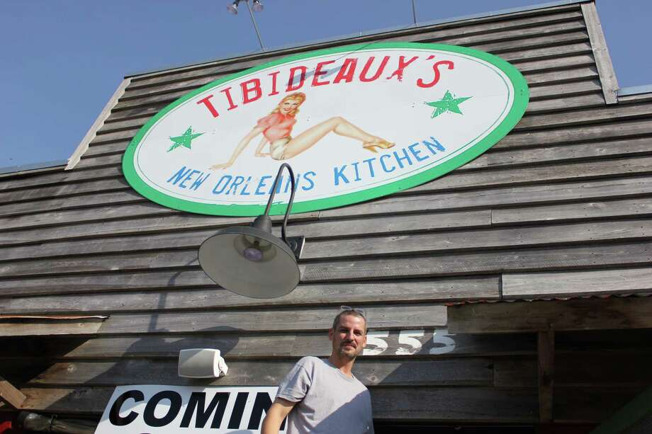 Rafael Ruiz, the chef at Finch Hutton at Nederland, will be opening Tibideaux's New Orleans Kitchen in about six weeks. Photo: Julie Chang