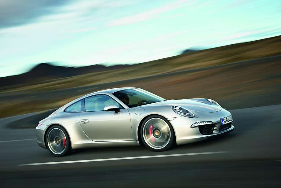 The 2012 Porsche 911 Carrera and Carrera S coupe have both improved last year's model. The new 911 emerges from a major developmental process, one of the most significant in the history of this classic sports car. Photo: Porshe
