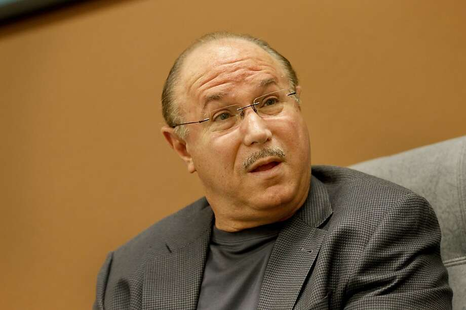 BALCO founder Victor Conte was at the heart of the steroid scandal that rocked the game in 2003. Photo: Brant Ward, The Chronicle