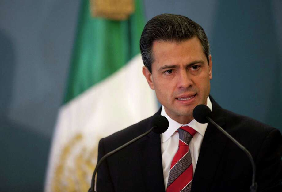 President-elect Enrique Peña Nieto plans to push for private investment in Mexico's energy industry when the new Congress convenes Sept 1. Photo: Eduardo Verdugo / AP