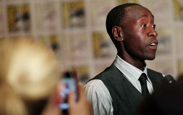 Actor Don Cheadle turns 48. Photo: AP